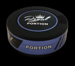 Royal Portion 18g / Dosan 0,8% Nikotionhalt